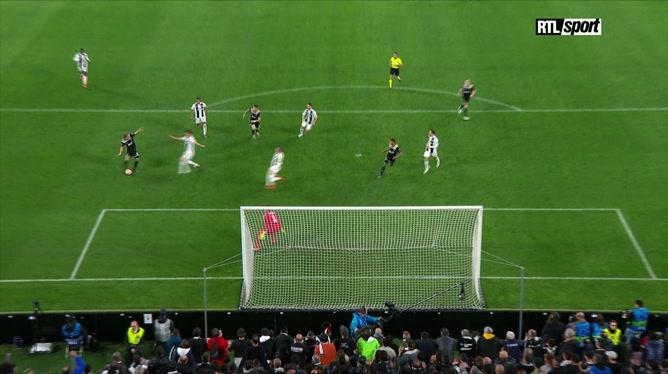 L'arrêt époustouflant du gardien de la Juventus contre l'Ajax Amsterdam (vidéo)