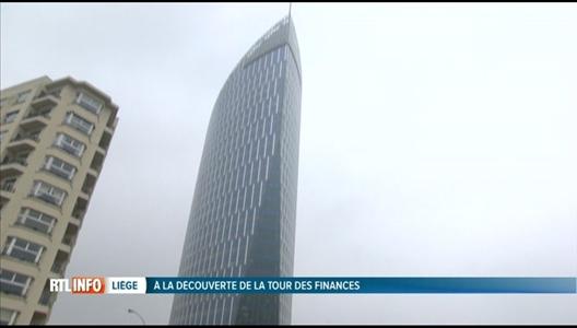 Découvrez les coulisses de la Tour des Finances à Liège: le plus haut bâtiment de Wallonie