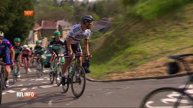 Cyclisme: le Mur de Huy, éternel juge de paix de la Flèche Wallonne