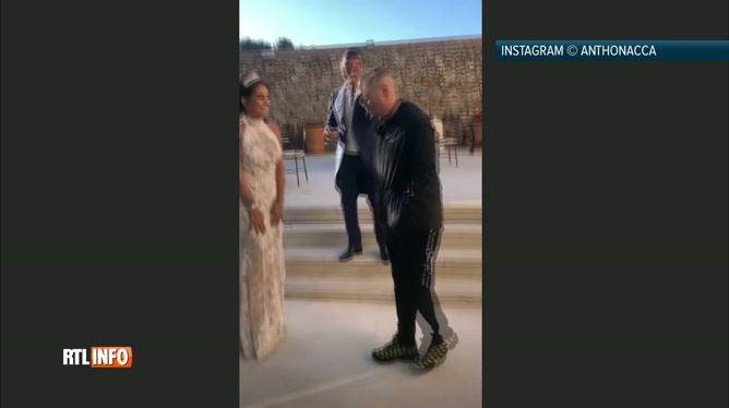 Le rappeur Jul débarque au mariage de Manon Marsault et Julien Tanti (Les  Marseillais) les invités survoltés