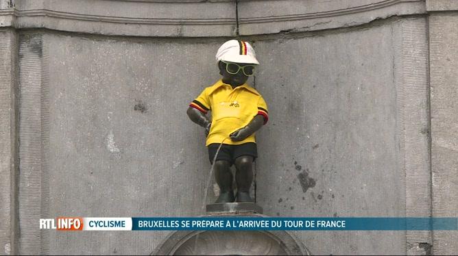 Tour de France 2019: Bruxelles dévoile le programme des festivités