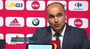 Euro 2020: Martinez dévoile sa sélection pour les 2 prochains matches