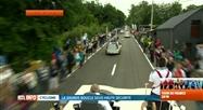 Tour de France: sécurité accrue autour de la caravane publicitaire