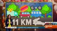 Tour de France: la caravane du tour en quelques chiffres