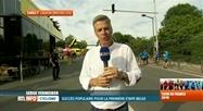 Tour de France: pas de couacs pour cette première étape belge