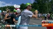 Tour de France: succès de foule pour cette première étape belge