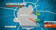 Tour de France: mobilité compliquée à Bruxelles pour la 2e étape