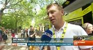 Tour de France: Axel Merckx présent à Bruxelles à l'occasion