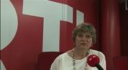 Sabine Laruelle - L'invité RTL Info de 7h50