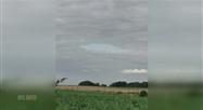 Un étrange phénomène se produit dans le ciel
