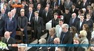 Les funérailles de Bjorg Lambrecht ont eu lieu ce matin à Knesselare