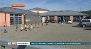 Pas de rentrée à l'école communale de Basse-Enhaive, à Jambes
