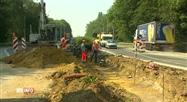 Le chantier en cours sur la E411 risque de compliquer la rentrée