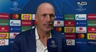 Réaction de Philippe Clément après la rencontre FC Bruges - LASK