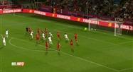 Football: bon match nul des Red Flames face à l'Angleterre (3-3)