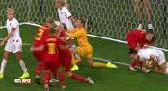 Football féminin: les Red Flames partagent face à l'Angleterre (3-3)