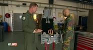 Les pilotes de F-16 sont formés aux procédures d'urgence