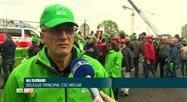 300 travailleurs de Mecar craignent pour leur emploi
