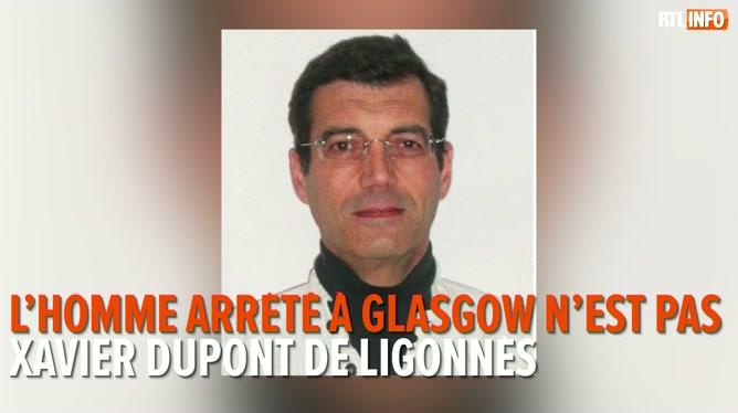 Non Xavier Dupont De Ligonnes N A Pas Ete Arrete En Ecosse