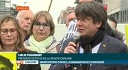 Catalogne: nouveau mandat d'arrêt contre Carles Puigdemont