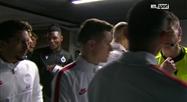 Belle image: Thomas Meunier salue les joueurs brugeois avant de les affronter (vidéo)