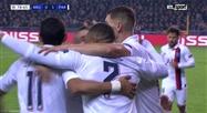 Kylian Mbappé s'offre un doublé contre Bruges (vidéo)