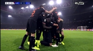Ligue des champions: Michy Batshuayi offre la victoire à Chelsea contre l'Ajax Amsterdam
