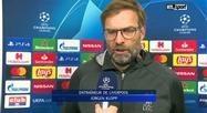 Réaction de Jurgen Klopp après Genk - Liverpool en Ligue des champions