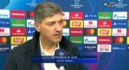 Réaction de Felice Mazzu après Genk - Liverpool en Ligue des champions