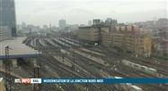 La SNCB veut moderniser la jonction Nord-Midi
