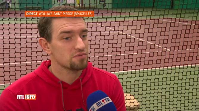 Championnat de Belgique de tennis en fauteuil roulant à Bruxelles
