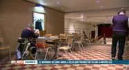 Plusieurs structures accueillent les sans-abris de jour à Bruxelles