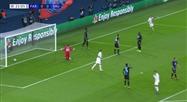 Le PSG ouvre le score par Mauro Icardi