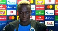 Krépin Diatta après la défaite face au PSG