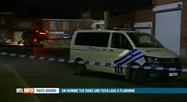Un fusillade a fait un mort et un blessé hier soir à Flawinne