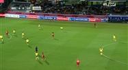 Belgique - Lituanie: Tine De Caigny ouvre déjà le score pour les Red Flames