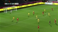 Belgique - Lituanie: Tine De Caigny alourdit le score