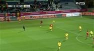 Belgique - Lituanie: Tine De Caigny alourdit le score pour les Red Flames!