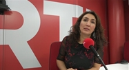 Christie Morreale - L'invité RTL Info de 7h50