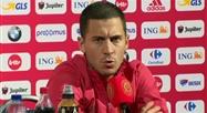 Eden Hazard se place comme favori pour l'Euro 2020