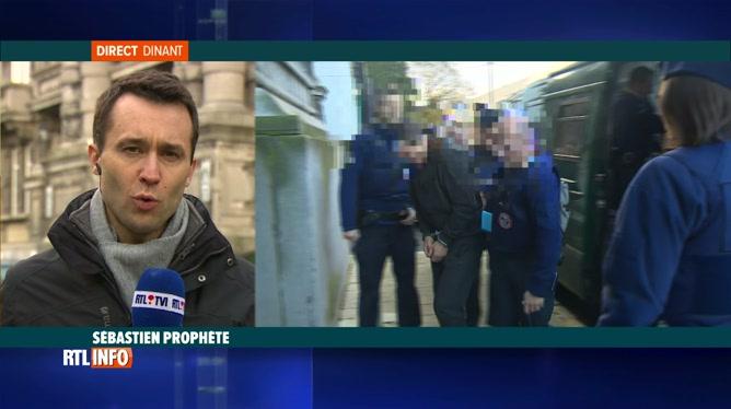 Comparution de 4 suspects suite à la fusillade mortelle de Flawinne