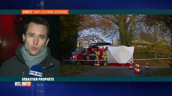 Un cadavre retrouvé au milieu d'un chemin à Sart-Custinne