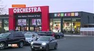 12 magasins Orchestra vont fermer en Belgique