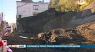 Glissement de terrain à Namur: les causes et les responsabilités