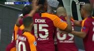 Buyuk ouvre le  score contre le Club Bruges (vidéo)