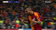 Résumé Galatasaray - Club Bruges