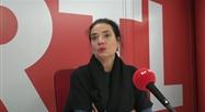 Christine Defraigne - L'invité RTL Info de 7h50
