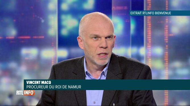 Féminicide à Assesse: la réaction de Vincent Macq