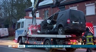 Deux morts et plusieurs blessés dans un accident à Hoves