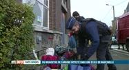 Evacuation d'une école de Marcinelle après la détection de CO